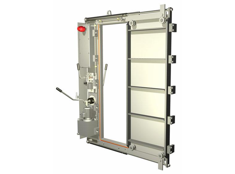 Antelope Engineering Winel Watertight Doors