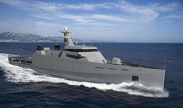 antelope-engineering-australian-navy-damen-SEA 1180-project