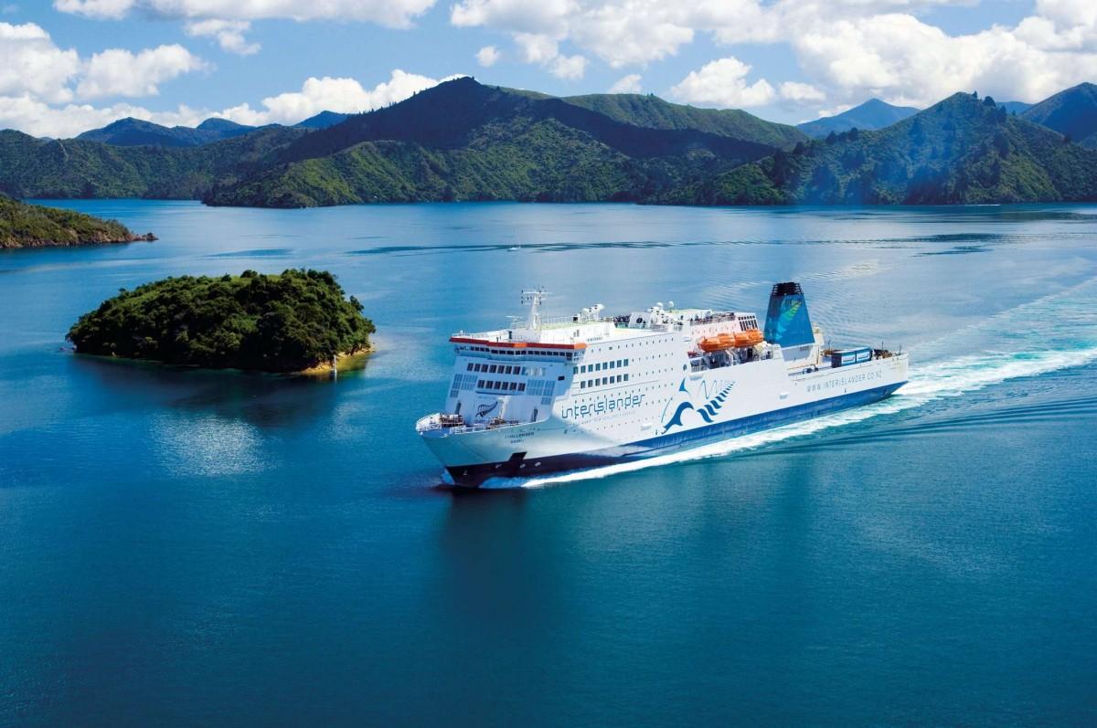 Interislander Ferry New Zealand Equipment Servicing Project